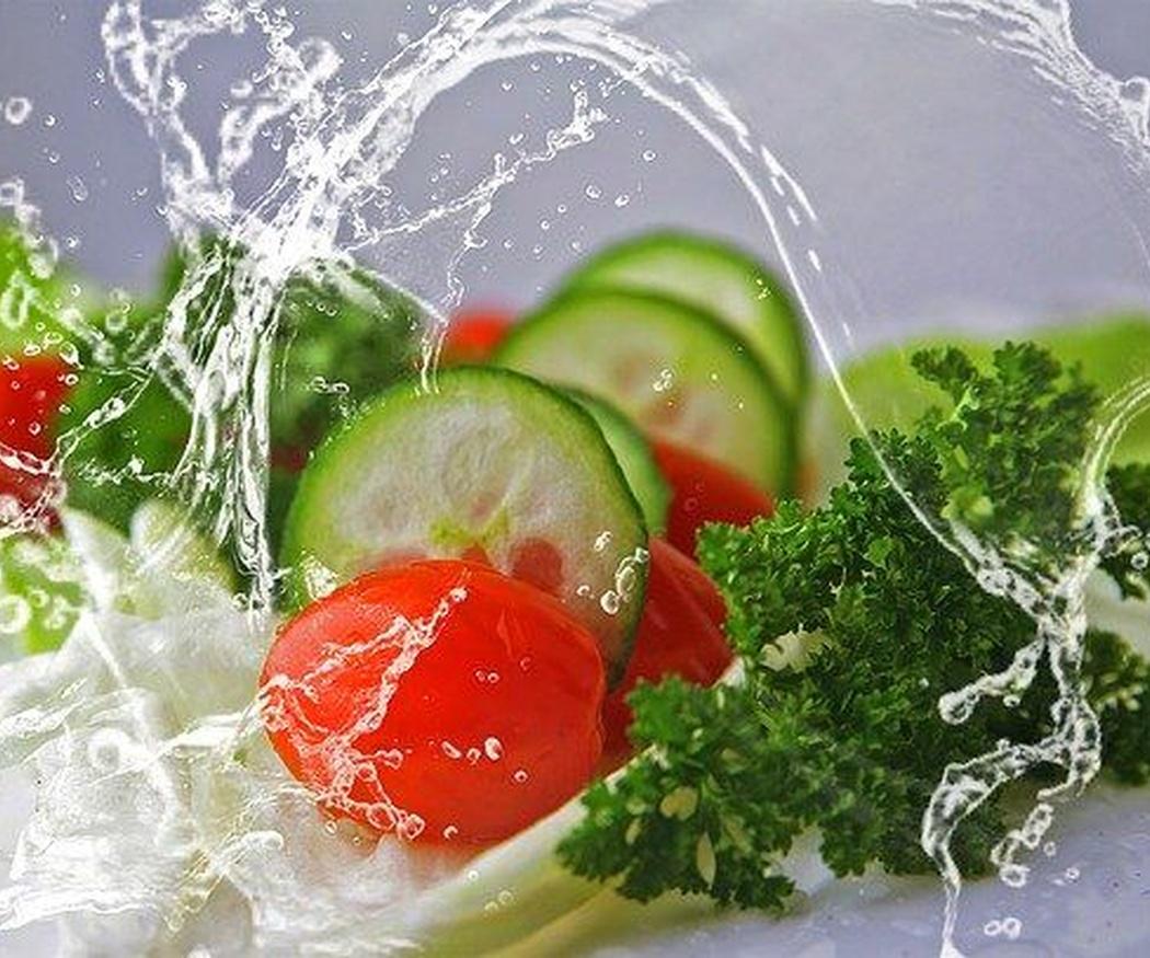 Empieza tu almuerzo con una buena ensalada