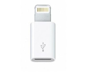 3GO ADAPTADOR MICRO-USB H A LIGHTNING (8 PIN)