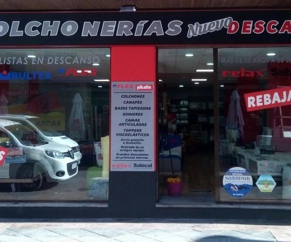 Colchonerias en Granada