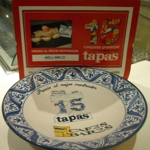 Premio mejor mostrador 2009