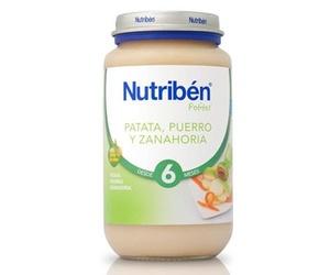 Nutribén patata, puerro y zanahoria 250 g