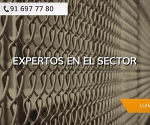 Cerramientos de vallas en Humanes de Madrid | Cerramé