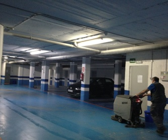 Mantenimiento de piscinas: Servicios de Limpiezas Elym