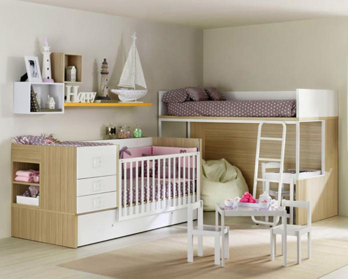 Dormitori infantil per compartir: Catálogo de Mobles Avenida Mollet
