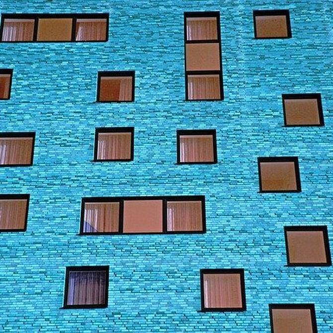 Tipos de ventanas de PVC según su sistema de apertura