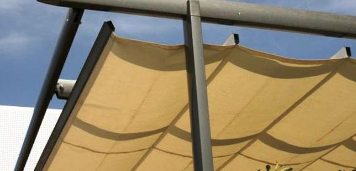 Estructuras para exteriores y carpintería metálica en Llançà