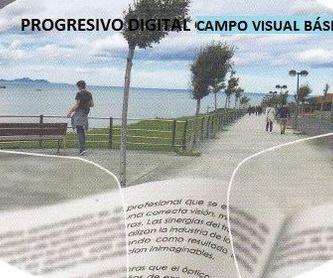 Gafas monofocales: Productos de Centro Óptico Valdavia