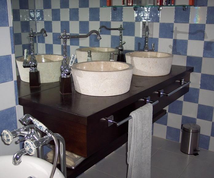 Muebles de baño: Trabajos  de Baljoviedo