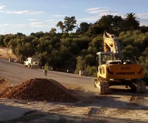 Excavaciones Antonio Jiménez en Jaén