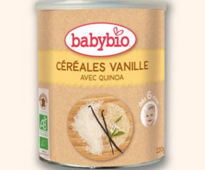 PAPILLAS, BABY BIO: Catálogo de La Despensa Ecológica
