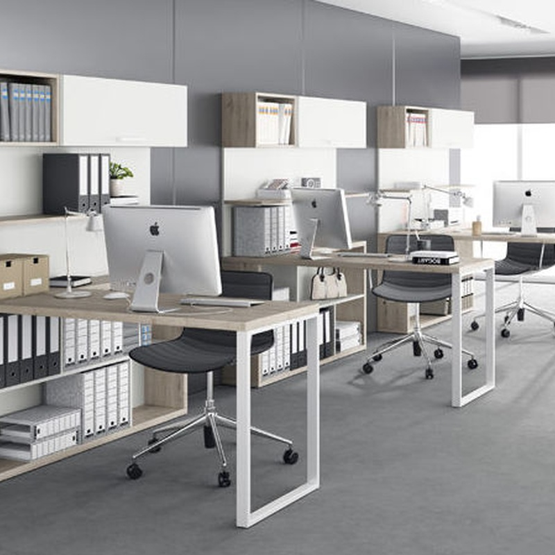 FABRICANTE ROS oficinas: Catálogo de muebles y sofás de Goga Muebles & Complementos