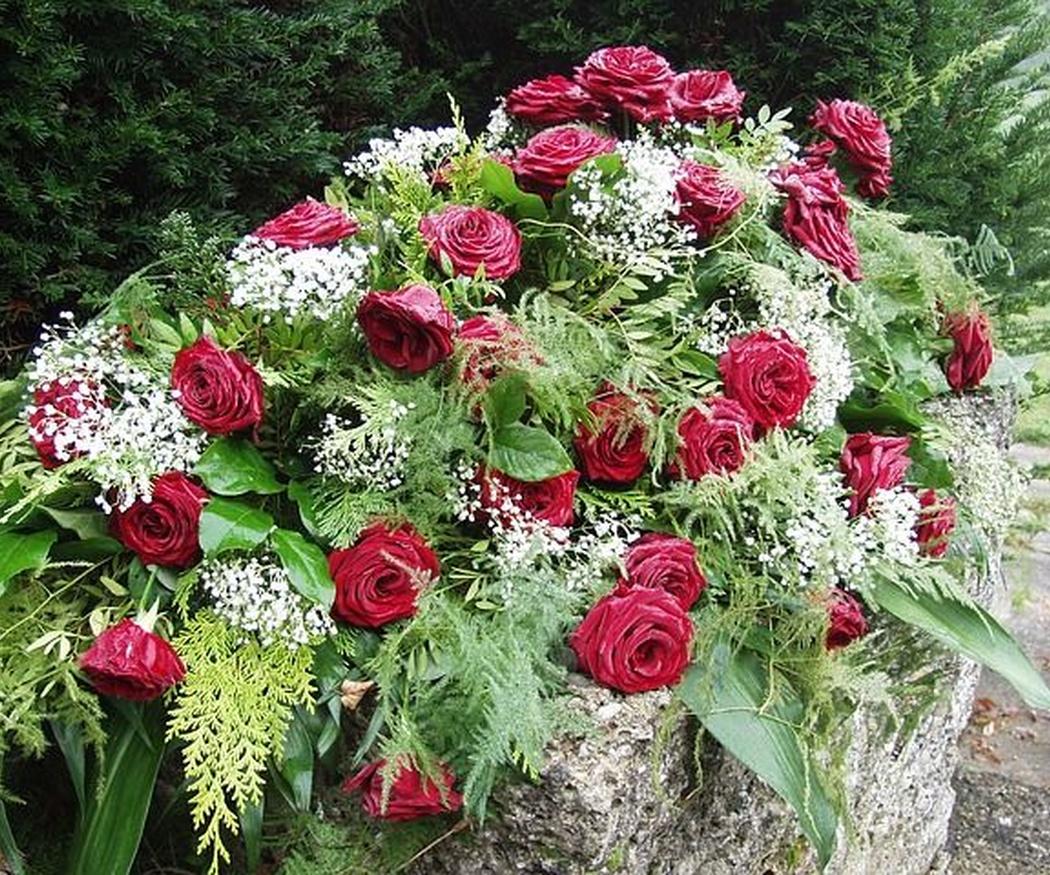 Tendencias en coronas funerarias