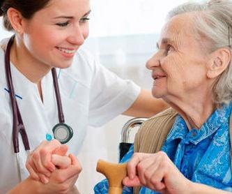 """Consulta fisioterapéutica: Nuestro centro de Centro de Atención a la 3ª Edad """"La Palmera"""""""