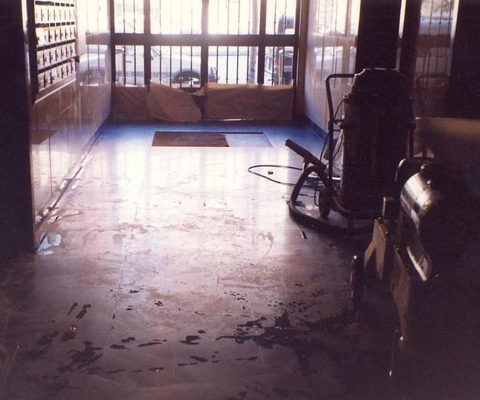 PULIDO DE SUELOS DE GRANITO: Servicios de Limpiezas Colima