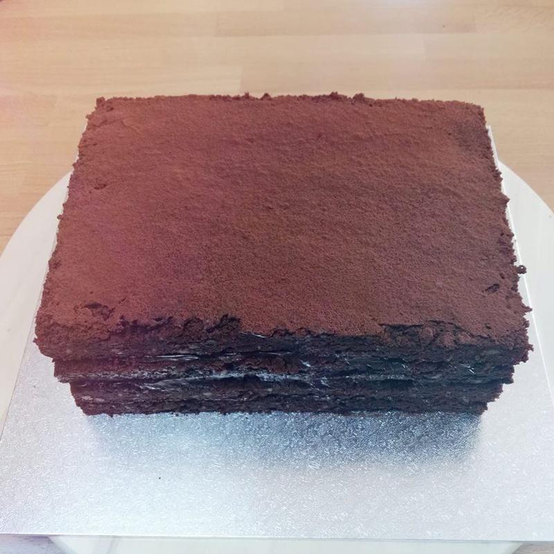Brownie: Productos de Fanucha's Creadora de Dulzura
