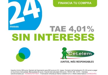 Financiacion 24 Meses