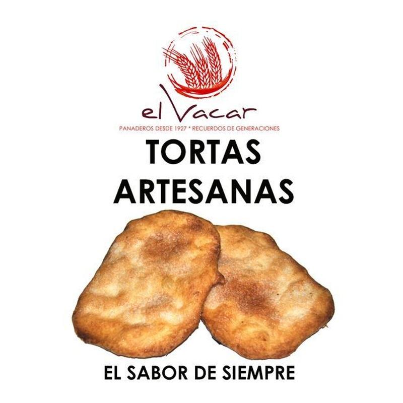 Tortas artesanas: Obrador de Pan El Vacar
