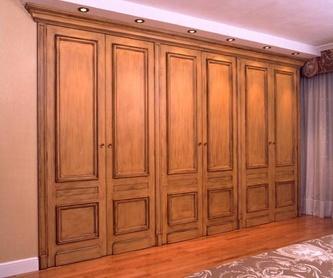 Puertas: Productos y Servicios de Carpintería J. Bestué