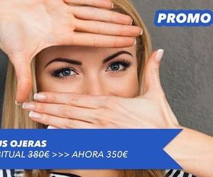 30€ de descuento: Elimina tus ojeras ya. Promo única.
