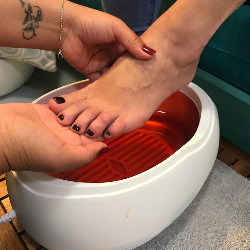Pedicura Completa Permanente: Servicios de Trendy Nails