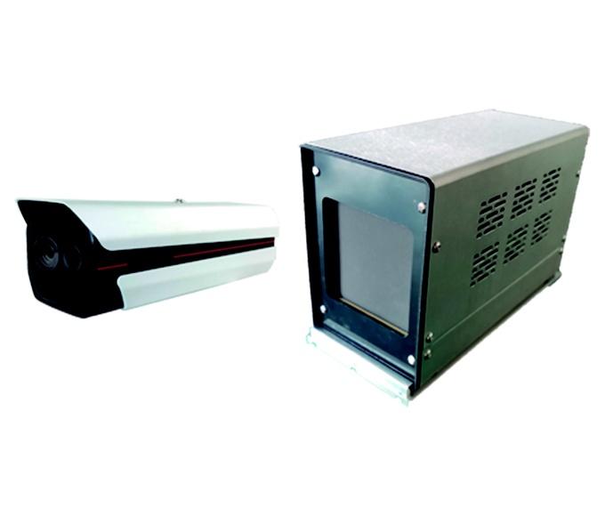 Cámara termográfica dual, Blackbody y software de monitorización