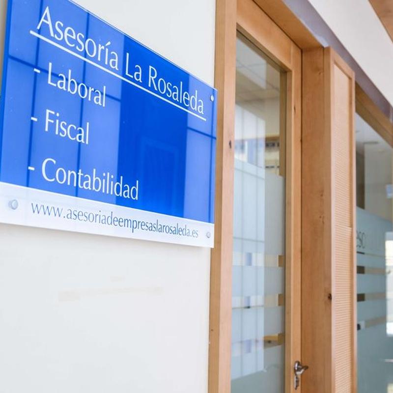 Asesoramiento contable para empresas y autónomos: Asesoramiento de Asesoría La Rosaleda