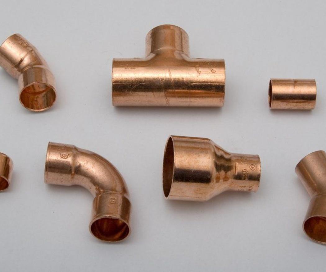 Los principales usos del cobre