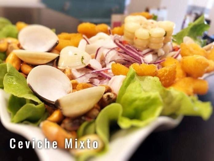 Cocina Peruana: Carta y Menús de Restaurante  Píkate