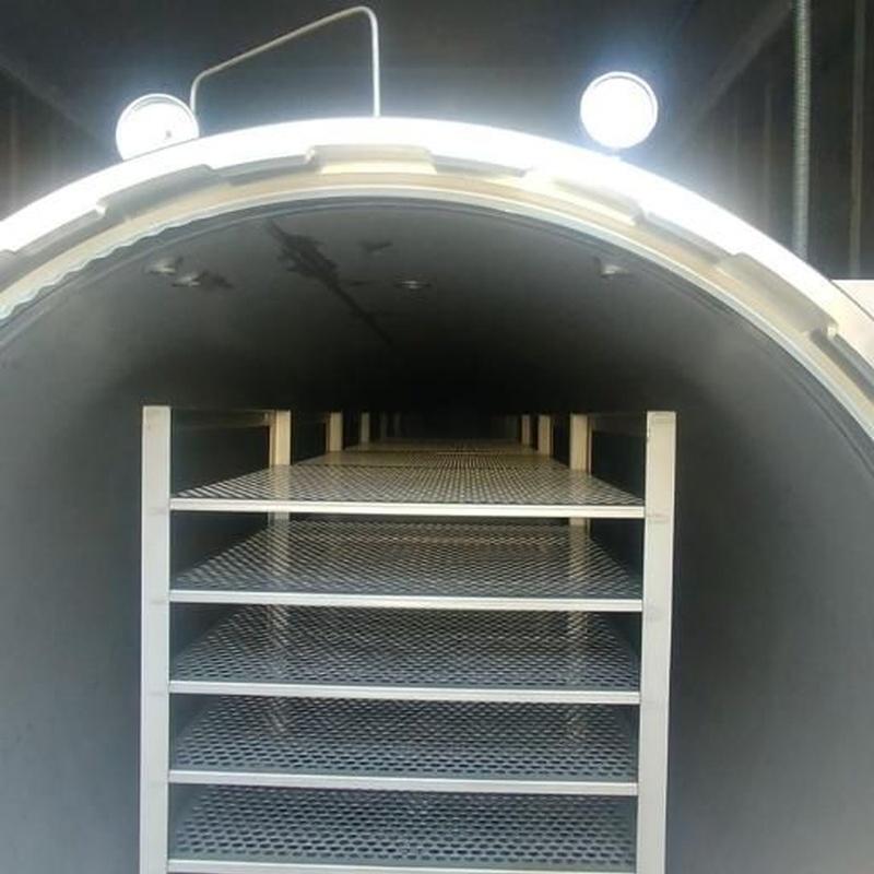 Autoclave de 10 cestas con cestas:  de MAQUIMUR
