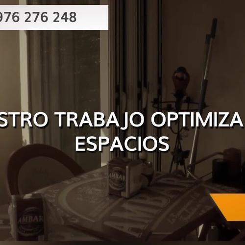 Carpintería de pvc en Zaragoza | Aluminios Paules
