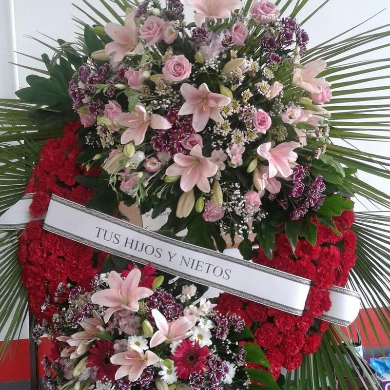 Coronas difuntos: Arreglos Florales de Flores Cid Arte Floral