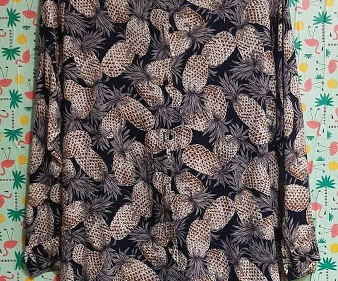 Camisa piñas: Productos de Picnic Moda Urban y Pinpilinpauxa