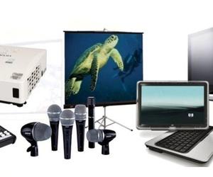 Necesitas los mejores equipos audiovisuales para tu proyecto?
