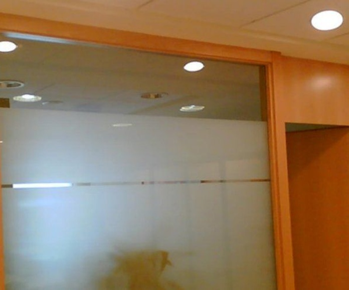Oficinas: Servicios de Carpintería Orla