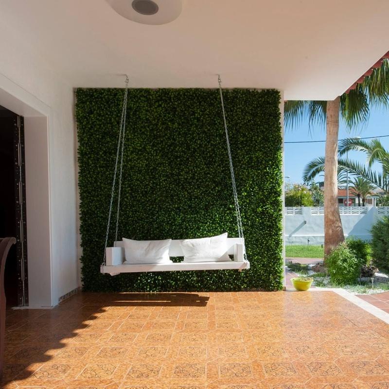 Diseño exterior: Servicios de Carmen Ferrer Interiorismo
