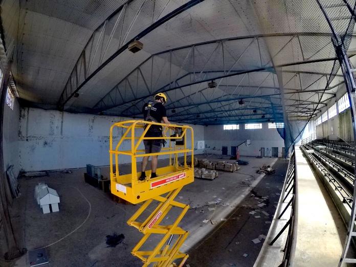 Área Industrial: Servicios de Vertical Ibiza