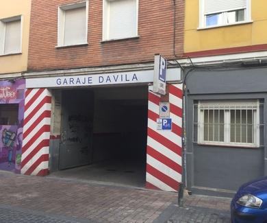 Alquiler de plazas de garaje por horas, días y meses Zona Cuatro Caminos