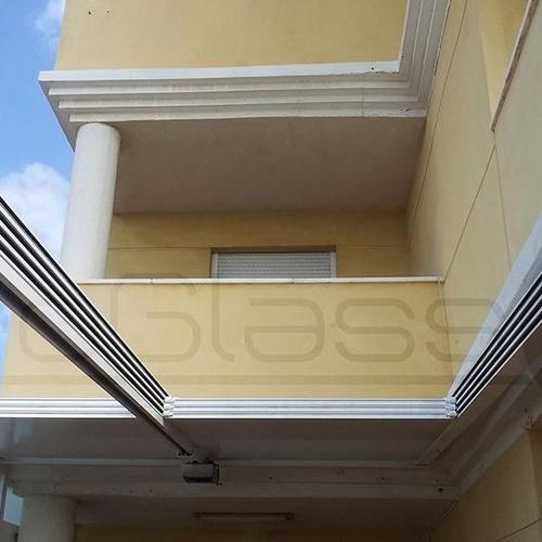 Roof panels in Málaga