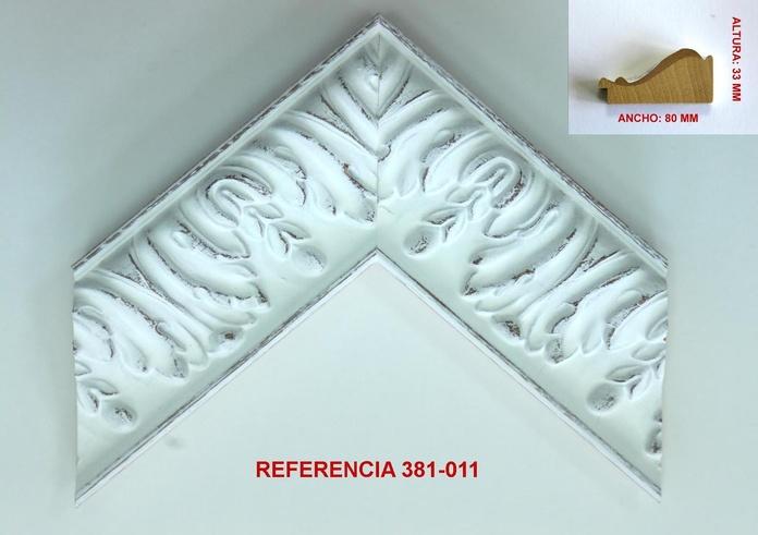 REF 381-011: Muestrario de Moldusevilla