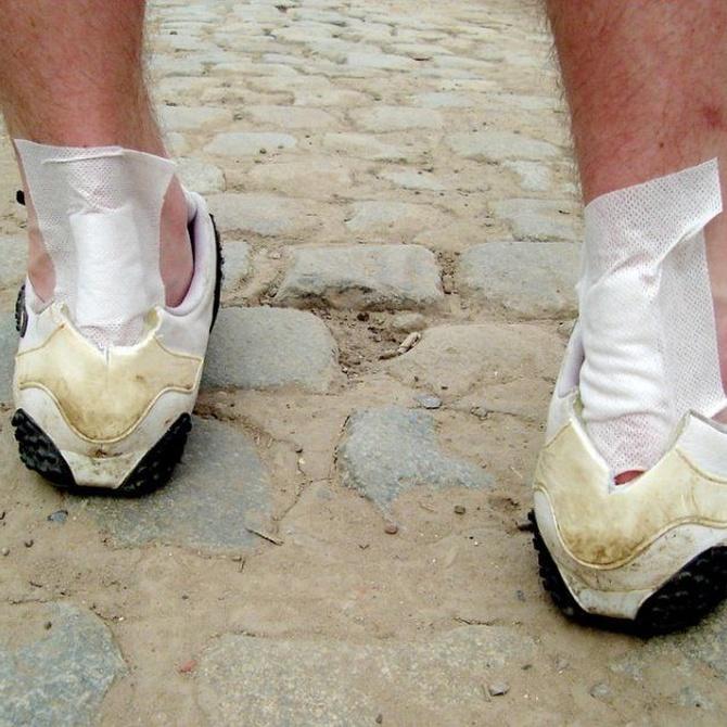 Consecuencias de llevar calzado ajustado