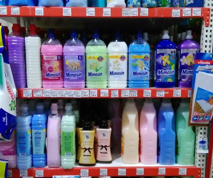 Productos de higiene y limpieza: Productos de Cash Tomelloso