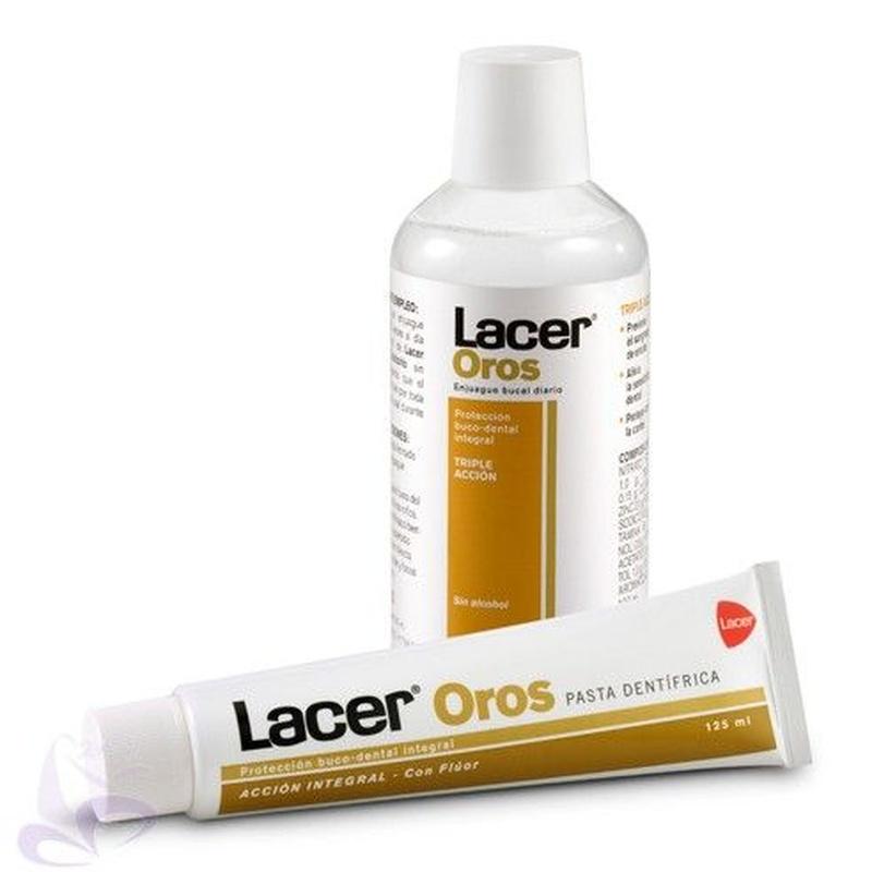 Bucal: Productos de Farmacia-Ortopedia López Mediero
