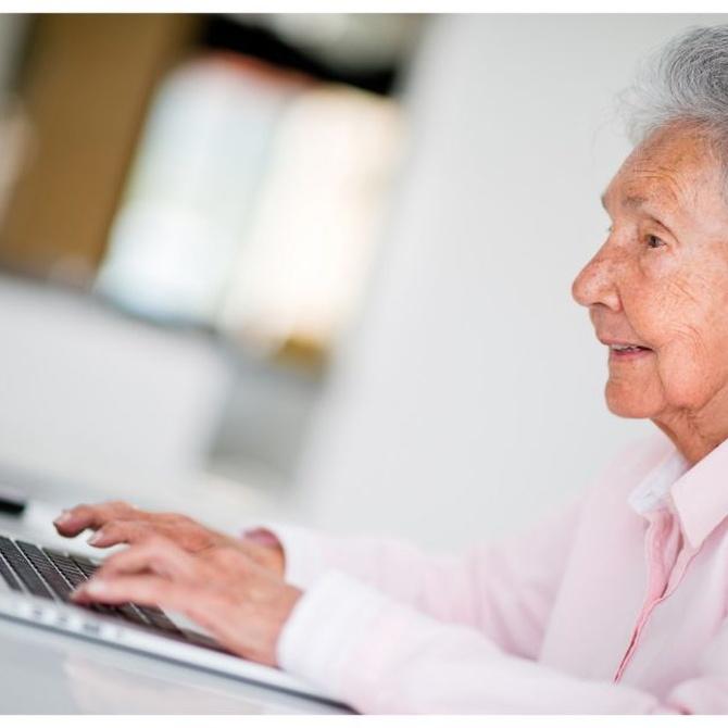 Consejos acerca de Internet para nuestros mayores