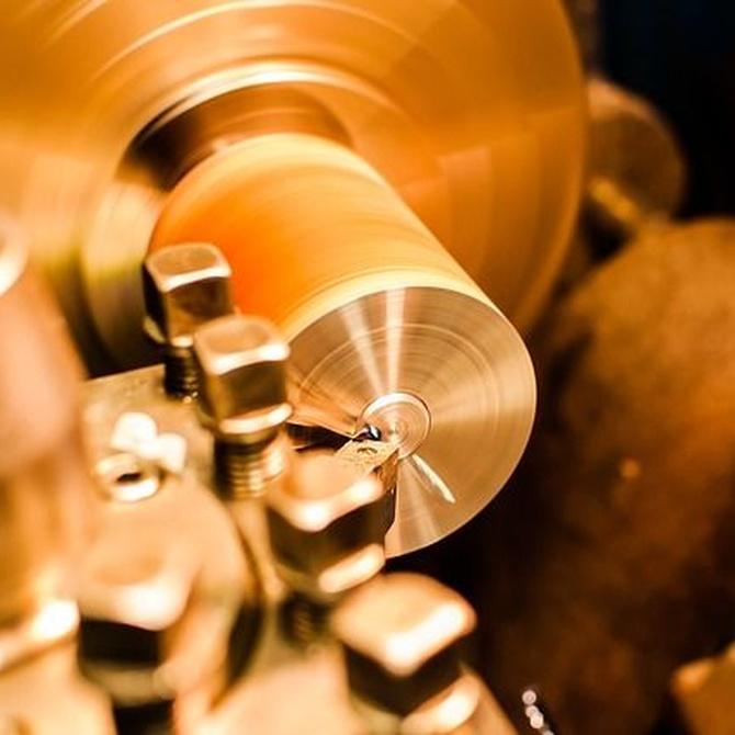 Distintas formas para el mecanizado de piezas