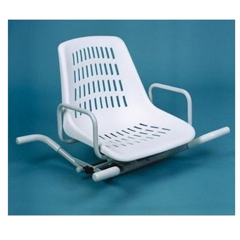 Asiento giratorio de bañera aluminio: Productos de Ortopedia Hospitalet