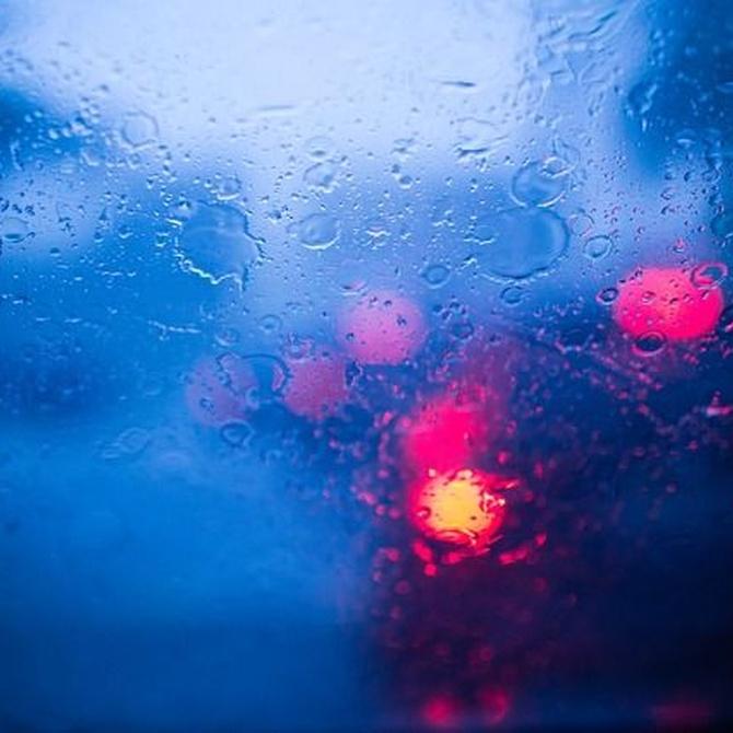 Los problemas que la lluvia ocasiona en tu coche