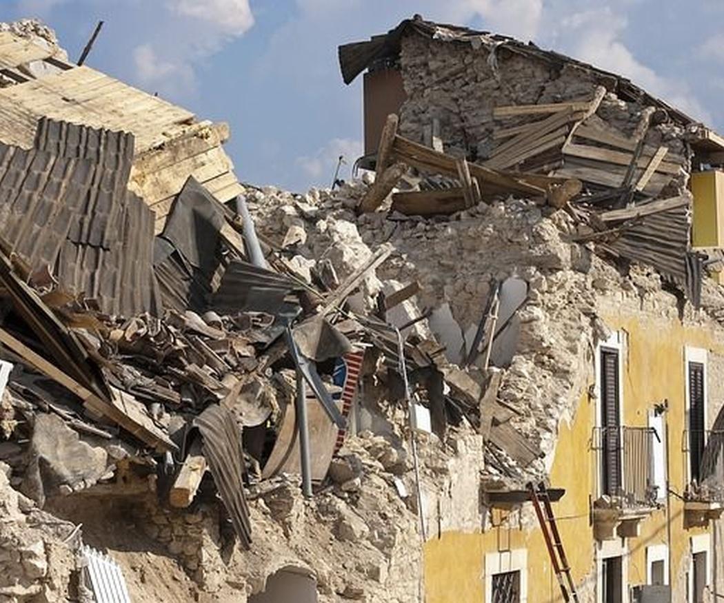 Amianto: el legado tóxico de las ruinas