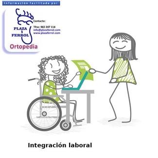 El sector sanitario lidera la integración laboral de personas discapacitadas