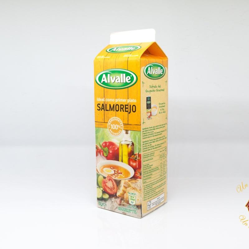 Cremas y gazpachos: Productos de Mundifruit