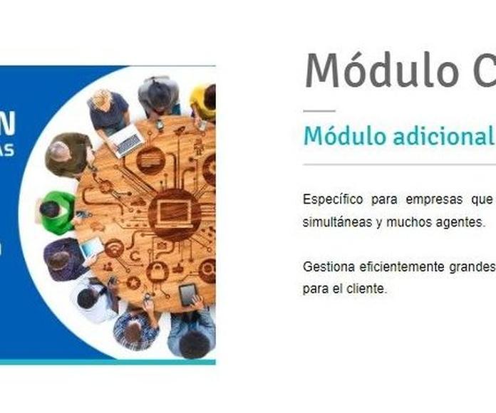 Módulo Contact Center